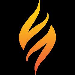 PYR flame sq